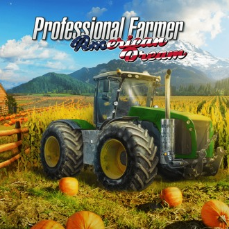 Professional Farmer: American Dream PS4