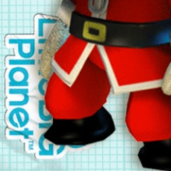 Santa Coat and Boots Costume PS4 / PS3 / PS Vita