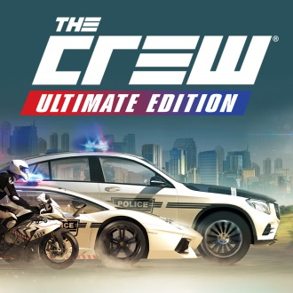 The Crew® Ultimate Edition PS4