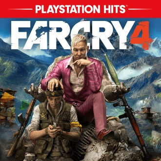 Far Cry® 4  PS4