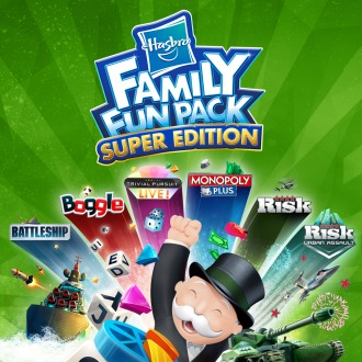 Hasbro Family Fun Pack Super Edition PS4