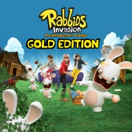 Rabbids® Invasion Gold Edition PS4