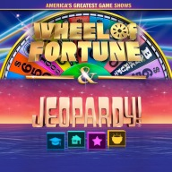 America's Greatest Game Shows: Wheel of Fortune® and Jeopardy! PS4