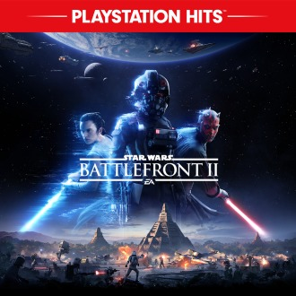 STAR WARS™ Battlefront™ II Standard Edition PS4