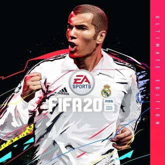 EA SPORTS™ FIFA 20 Ultimate Edition PS4