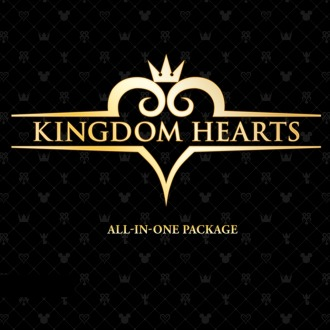 KINGDOM HEARTS All-In-One Package PS4