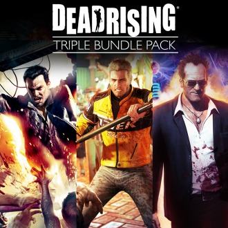 Dead Rising Triple Pack PS4