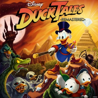DuckTales: Remastered PS3