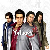 Yakuza 4 Remastered PS4