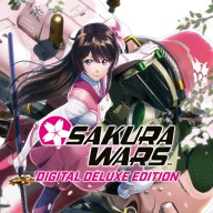 Sakura Wars Digital Deluxe Edition PS4