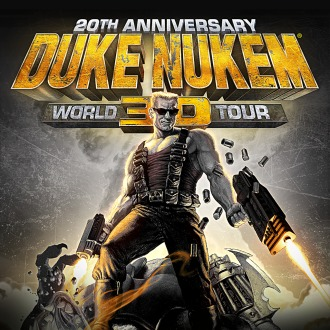 Duke Nukem 3D: 20th Anniversary World Tour PS4