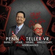 Penn and Teller VR: F U, U, U, and U PS4
