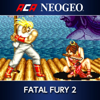 ACA NEOGEO FATAL FURY 2 PS4