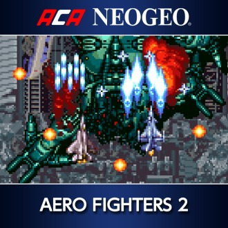ACA NEOGEO AERO FIGHTERS 2 PS4