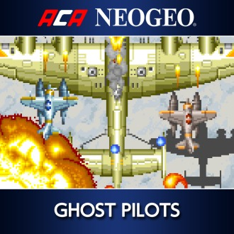 ACA NEOGEO GHOST PILOTS PS4