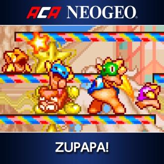 ACA NEOGEO ZUPAPA! PS4