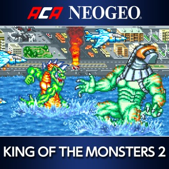 ACA NEOGEO KING OF THE MONSTERS 2 PS4