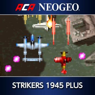 ACA NEOGEO STRIKERS 1945 PLUS PS4