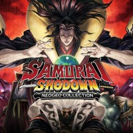 SAMURAI SHODOWN NEOGEO COLLECTION PS4