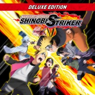 NARUTO TO BORUTO: SHINOBI STRIKER Deluxe Edition PS4