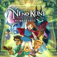 Ni no Kuni: Wrath of the White Witch Remastered PS4