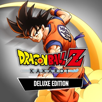DRAGON BALL Z: KAKAROT Deluxe Edition PS4