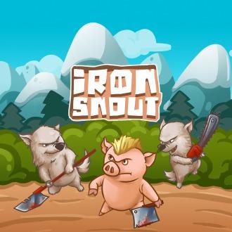 Iron Snout PS Vita