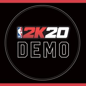 NBA 2K20 Demo PS4