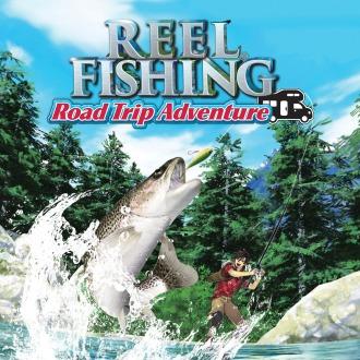 Reel Fishing: Road Trip Adventure PS4