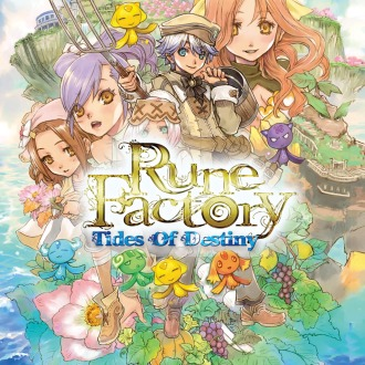 Rune Factory: Tides of Destiny PS3