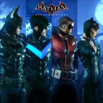 Batman™: Arkham Knight Crime Fighter Challenge Pack 1 PS4