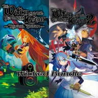 The Witch and the Hundred Knight Wicked Bundle PS4