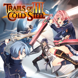 Trails of Cold Steel III Digital Deluxe Preorder PS4