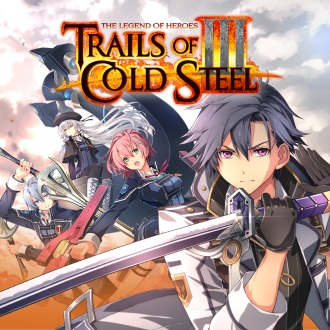 The Legend of Heroes: Trails of Cold Steel III Preorder PS4