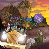 Edna and Harvey: The Breakout – Anniversary Edition PS4