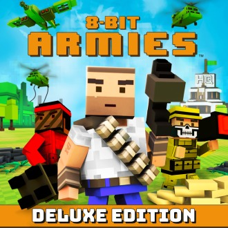 8-Bit Armies - Deluxe Edition PS4
