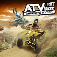 ATV Drift and Tricks Definitive Edition PS4