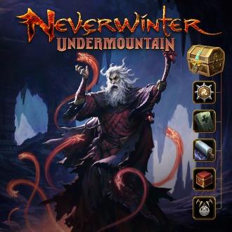Neverwinter: Undermountain Preparedness Pack PS4