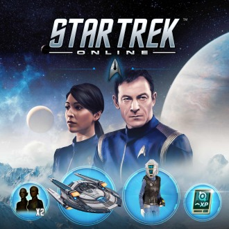 Star Trek Online: Discovery Expedition Bundle PS4
