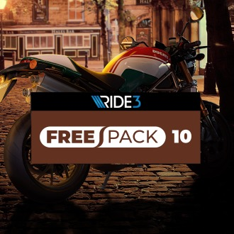 RIDE 3 - Free Pack 10 PS4