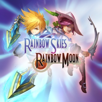 Rainbow Skies + Rainbow Moon Mega RPG Bundle PS4