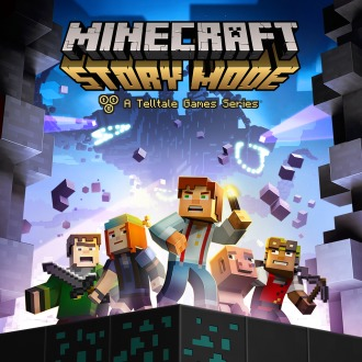 Minecraft: Story Mode - Episode 1: The Order of the Stone PS3