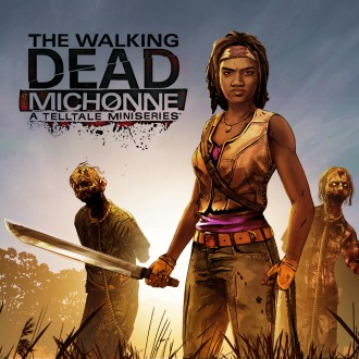 The Walking Dead: Michonne - A Telltale Miniseries PS3
