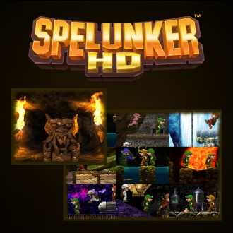Spelunker™ HD Ultimate Edition PS3