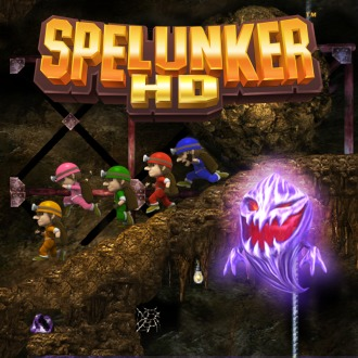 Spelunker™ HD PS3