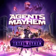 Agents of Mayhem - Total Mayhem Bundle PS4