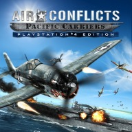 Air Conflicts: Pacific Carriers - PlayStation®4 Edition PS4