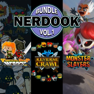 Digerati Nerdook Bundle Vol.1 PS4