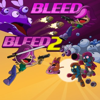Bleed Complete Bundle PS4