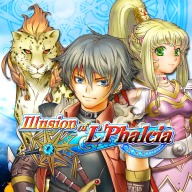 Illusion of L'Phalcia PS4